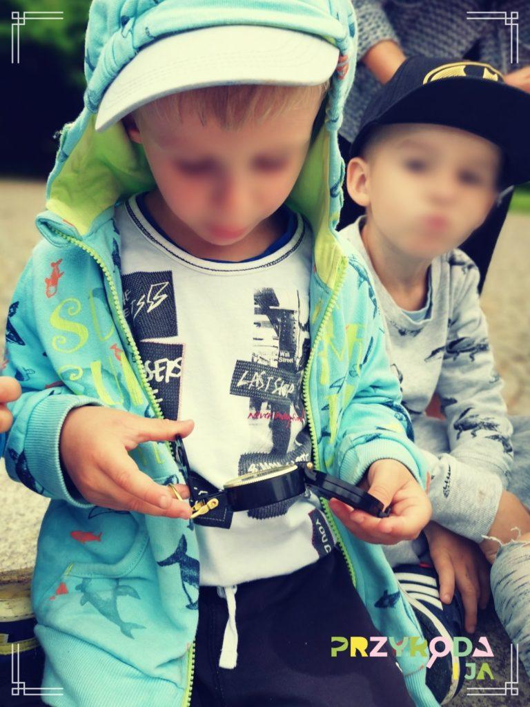 Przyroda i JA edukacja dla dzieci zajęcia terenowe 11