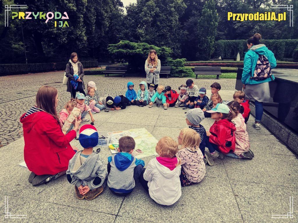 Przyroda i JA edukacja dla dzieci zajęcia terenowe 13