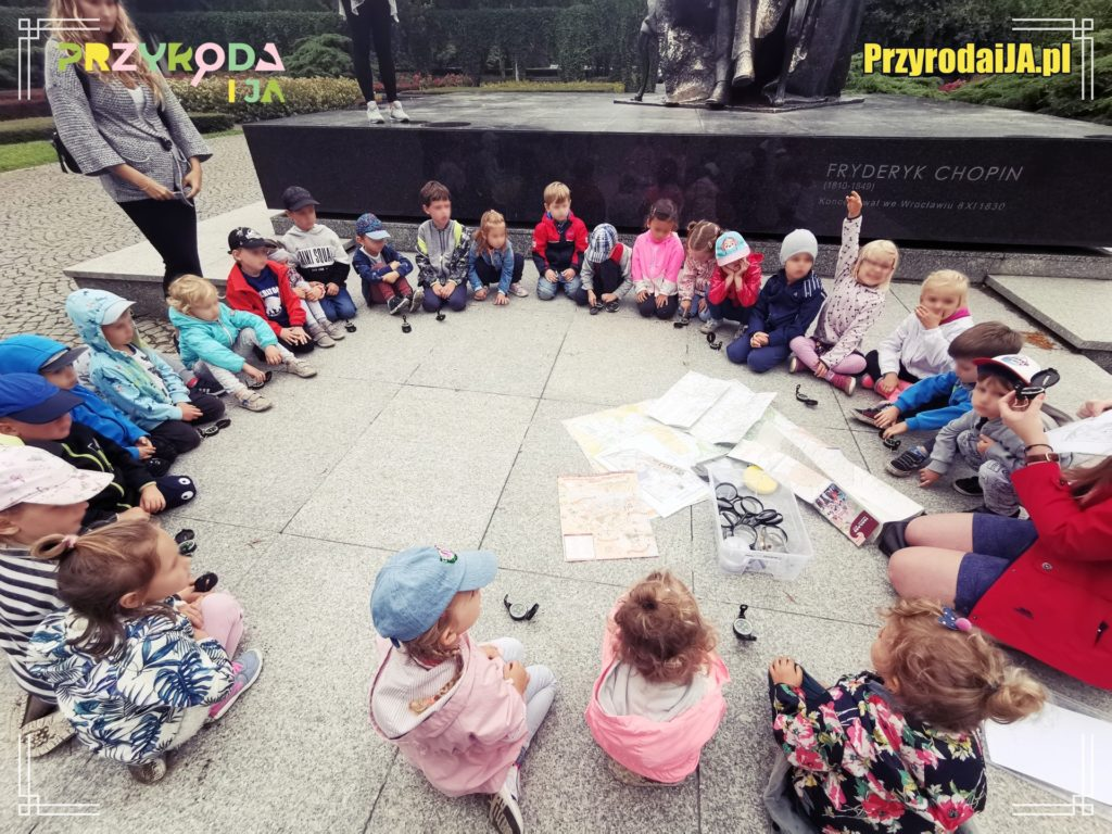 Przyroda i JA edukacja dla dzieci zajęcia terenowe 14