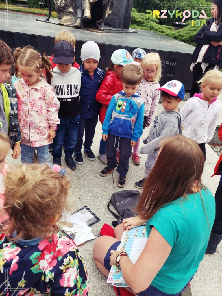 Przyroda i JA edukacja dla dzieci zajęcia terenowe 15