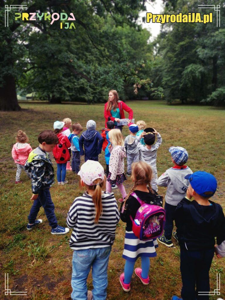 Przyroda i JA edukacja dla dzieci zajęcia terenowe 21