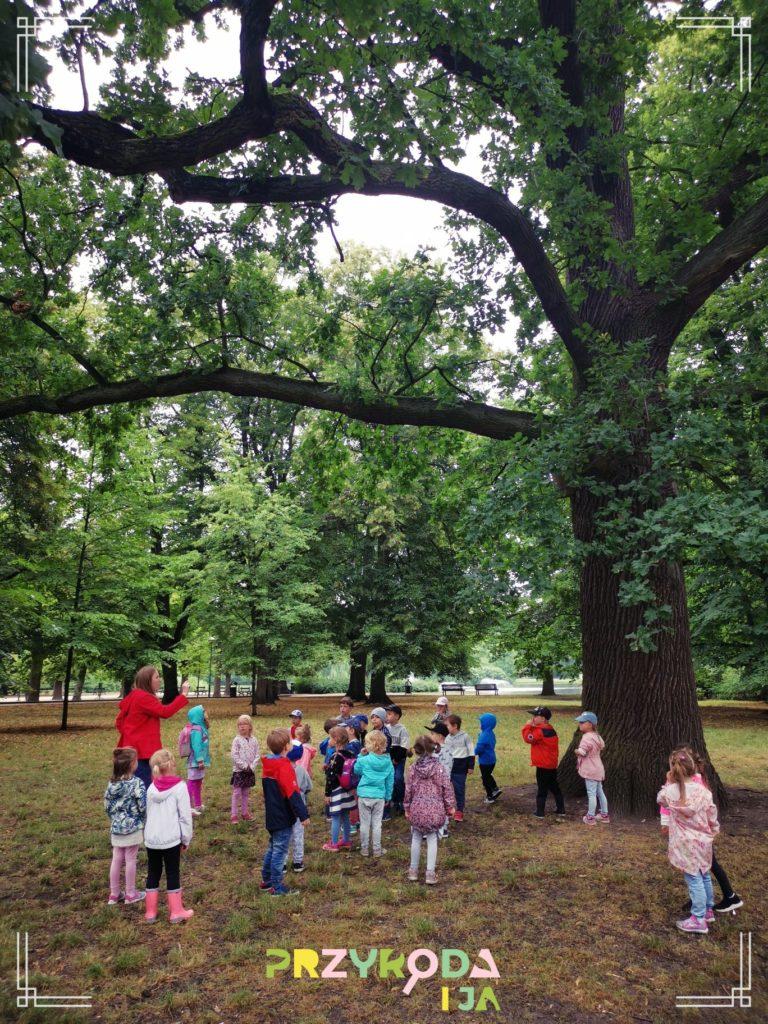 Przyroda i JA edukacja dla dzieci zajęcia terenowe 22
