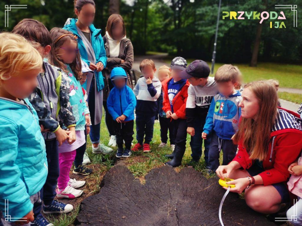 Przyroda i JA edukacja dla dzieci zajęcia terenowe 24