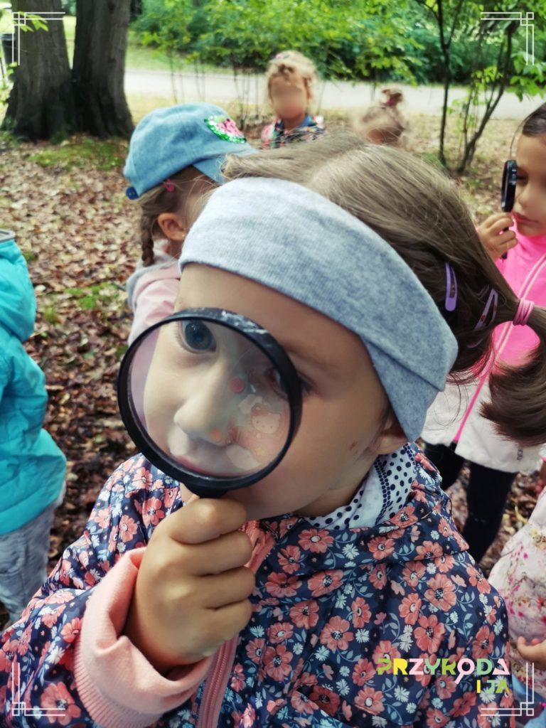 Przyroda i JA edukacja dla dzieci zajęcia terenowe 30