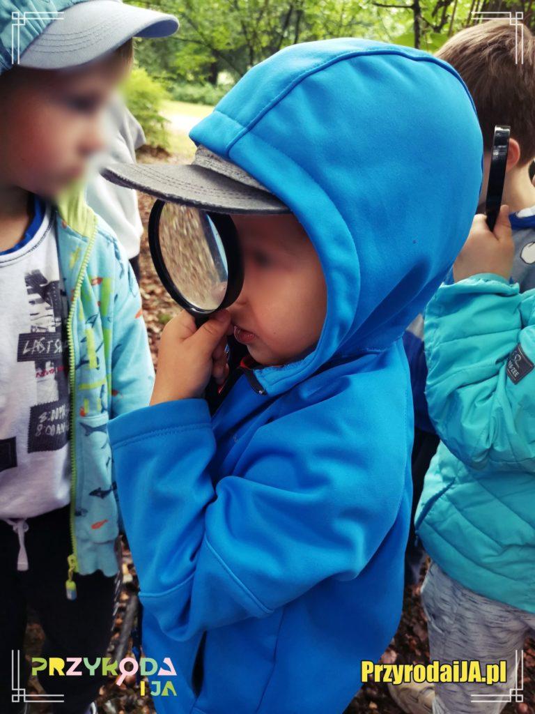Przyroda i JA edukacja dla dzieci zajęcia terenowe 31