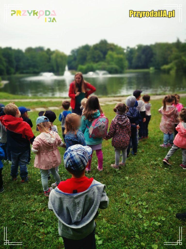 Przyroda i JA edukacja dla dzieci zajęcia terenowe 33