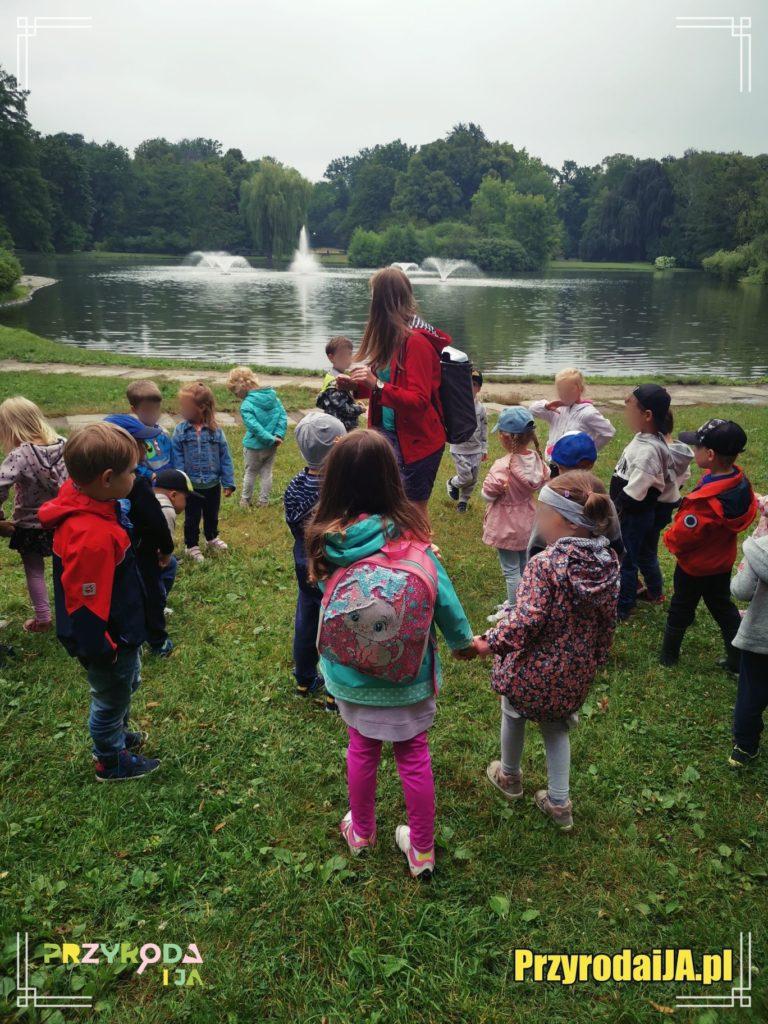 Przyroda i JA edukacja dla dzieci zajęcia terenowe 34