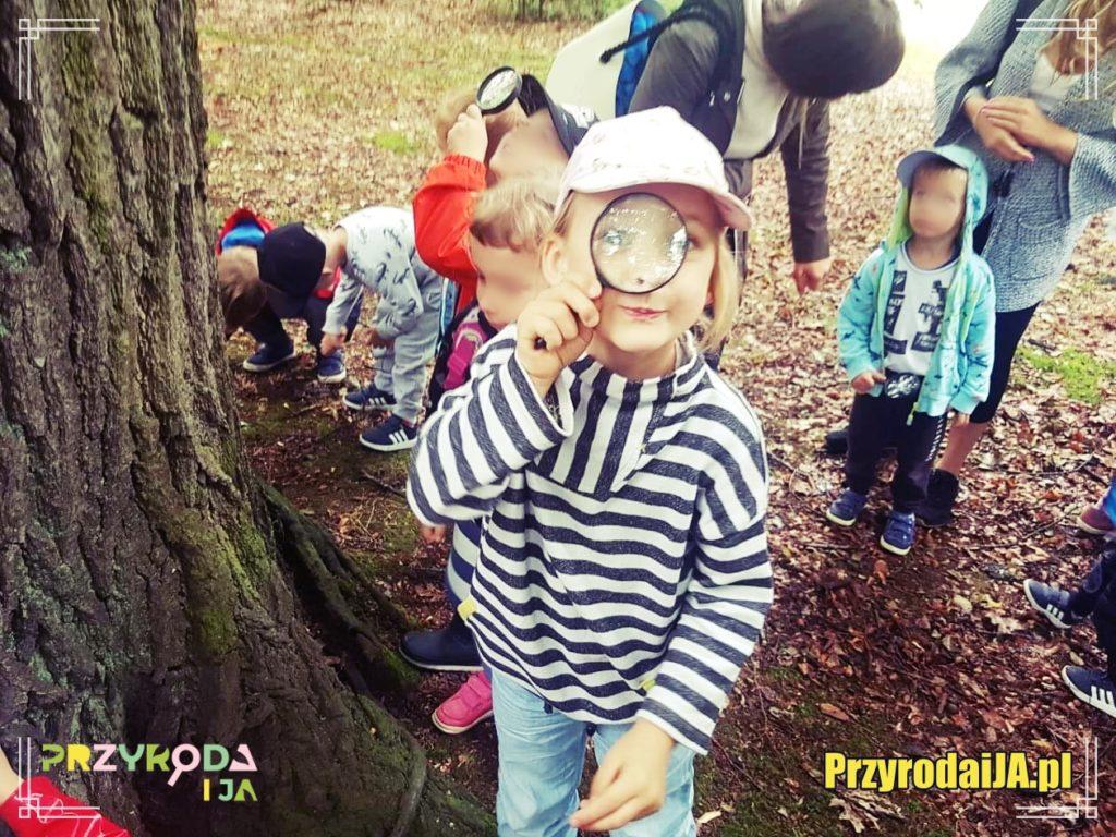 Przyroda i JA edukacja dla dzieci zajęcia terenowe 42