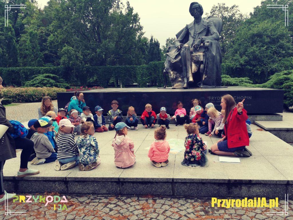 Przyroda i JA edukacja dla dzieci zajęcia terenowe 6