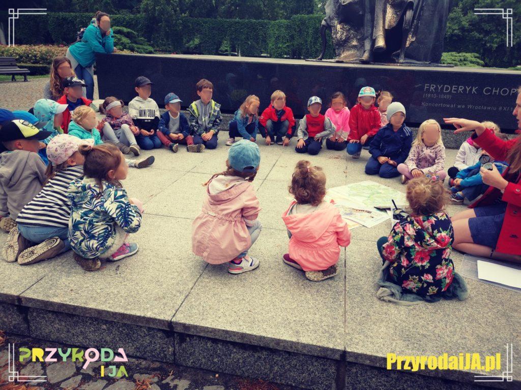 Przyroda i JA edukacja dla dzieci zajęcia terenowe 8