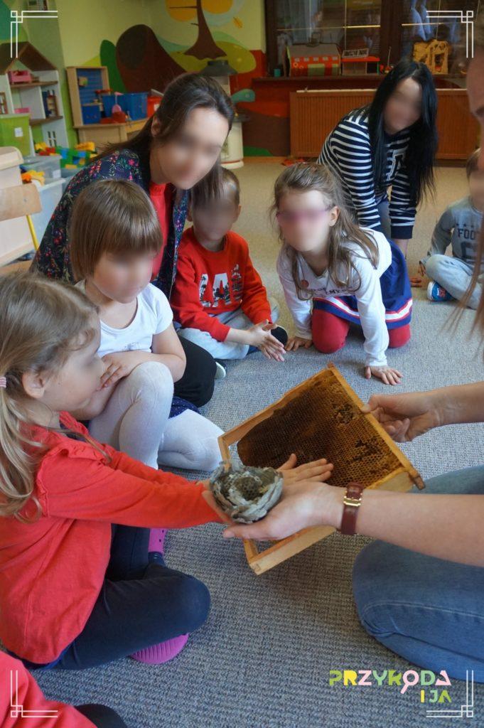 Przyroda i JA edukacja dzieci i młodzieży naśladowanie 12
