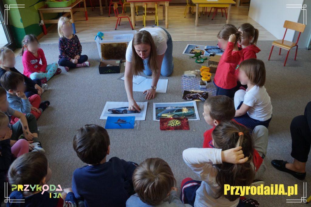 Przyroda i JA edukacja dzieci i młodzieży naśladowanie 2
