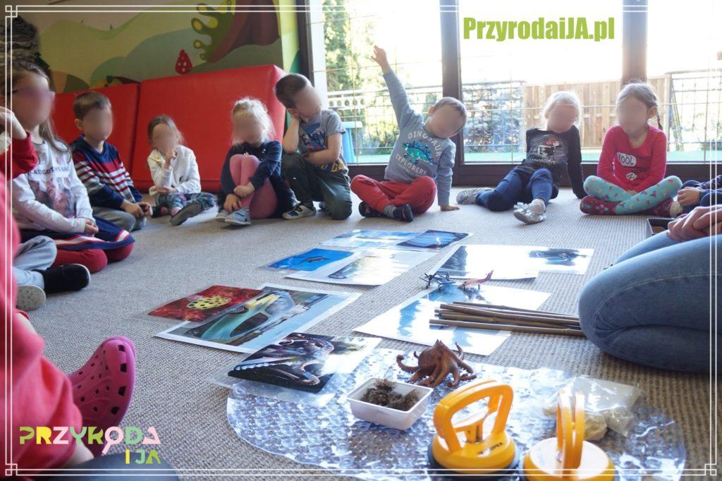 Przyroda i JA edukacja dzieci i młodzieży naśladowanie 4