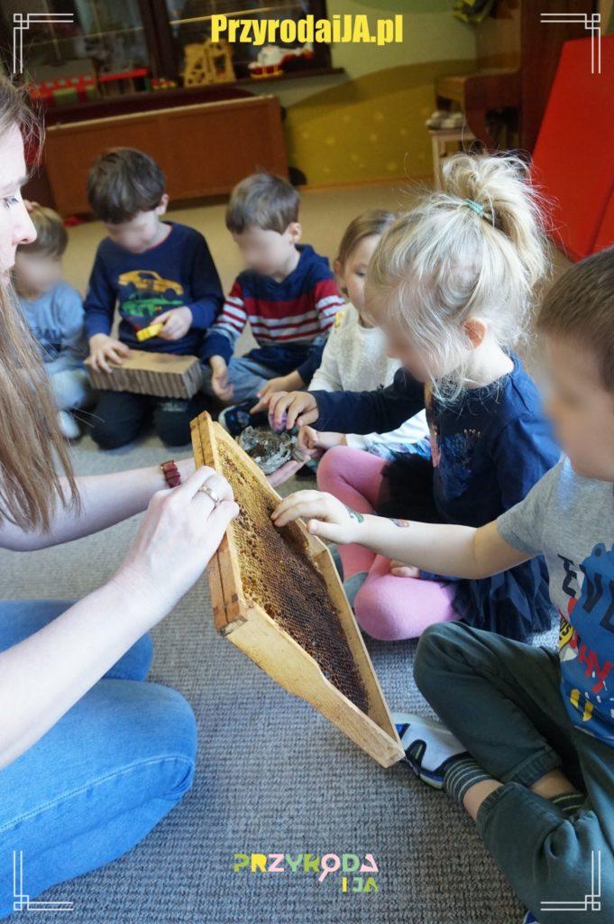 Przyroda i JA edukacja dzieci i młodzieży naśladowanie 9